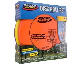 Набір для новачка Innova диск-гольф