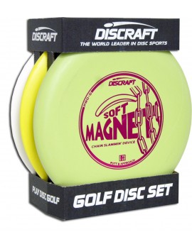 Набір для новачка Discraft диск-гольф
