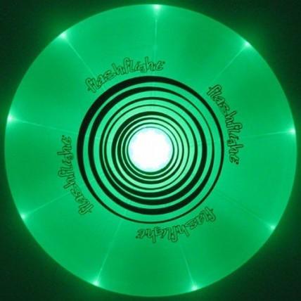 Зелений Фризбі Flashflight