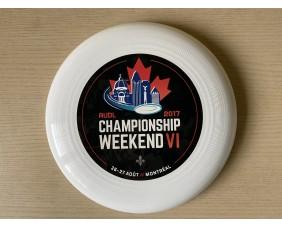 Фризбі AUDL 6 Championships